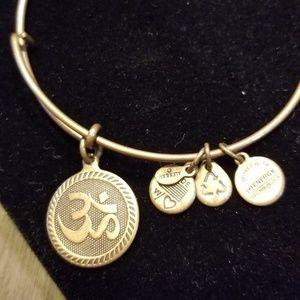 Alex & Ani Religious Bracelet
